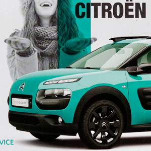 """Citroën Mailing """"Winter-Check"""""""
