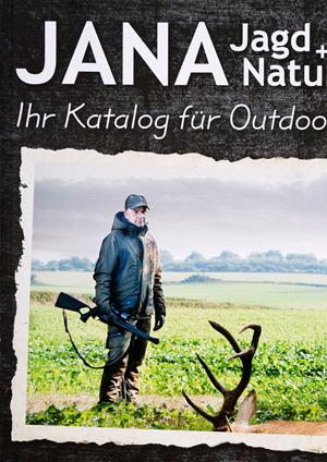 Jana Jagd + Natur Hauptkatalog