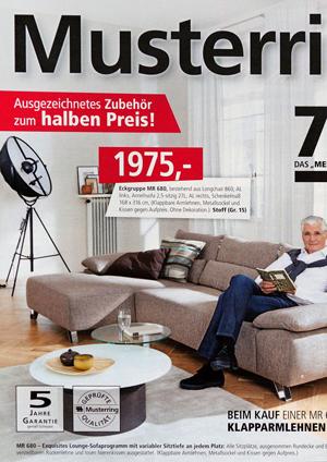 Möbel Hübner Beilage Musterring