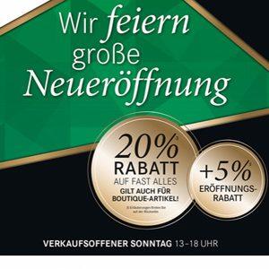 Möbel Hübner / Beilage Neueröffnung